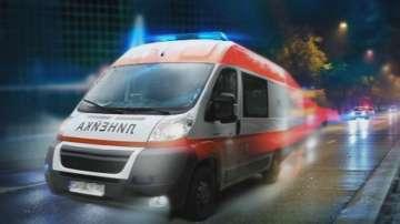Мъж почина, след като му прилоша зад волана на оживено кръстовище в София