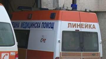 Петима души пострадаха при тежка катастрофа с автобус на пътя за Гоце Делчев