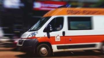 Петима пострадаха при катастрофа на обходния път на Пловдив