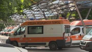 Спешна помощ: Удареният от мълния мъж е бил в изключително тежко състояние