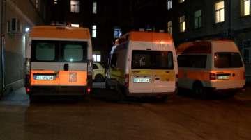 В Спешната помощ в Горна Оряховица са по-спокойни след назначаването на охрана