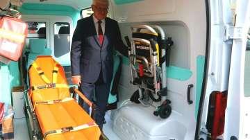 25 нови линейки влизат в автопарка на Спешна помощ