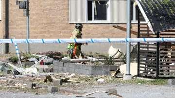 Броят на ранените при взрив пред жилищна сграда в Швеция достигна 25