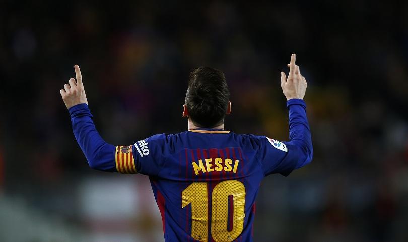 Аржентинският нападател на Барселона Лионел Меси е назначен за посланик