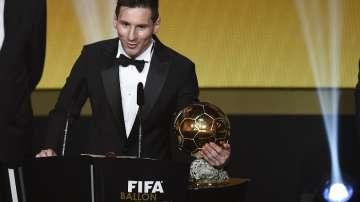 Лионел Меси спечели за пети път Златната топка