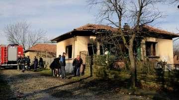 Пожар отне живота на майка и двете ѝ деца