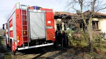 Автобус се запали тази сутрин близо до Габрово