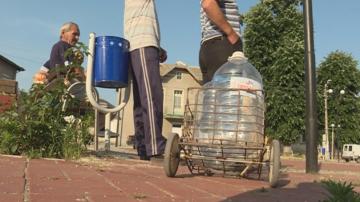 Протест във Варна, хора са без вода от месец заради замърсяване с пестициди