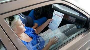 МВР посреща шофьорите на границата с информационни брошури