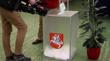 Балотаж на президентските избори в Литва