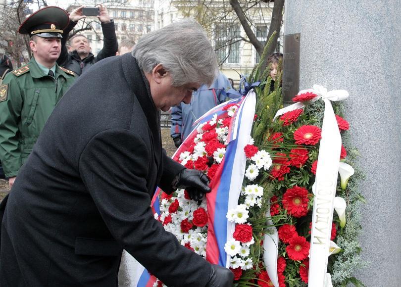 снимка 2 Литийно шествие по повод 140 от Освобождението на София (СНИМКИ)