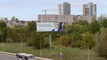 Президентски избори и референдум в Литва