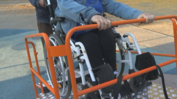 Люлка за деца с увреждания се оказа опасна за тях