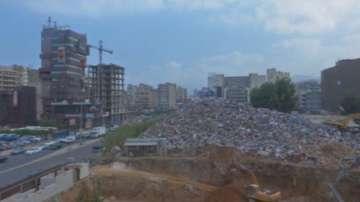 Ливан изнася боклука извън страната