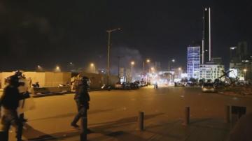 Десетки ранени демонстранти на протестите в Ливан