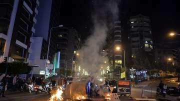 Протестите в Ливан не стихват, страната има нов премиер