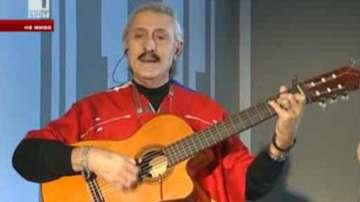 Почина и Николай Константинов от дуета Лос Хемелос