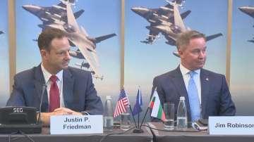 Първият самолет F-16 за българските ВВС ще бъде произведен през декември 2022 г.
