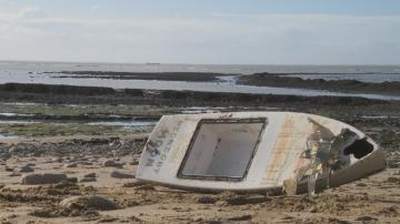Детска лодка преплава Атлантика за две години