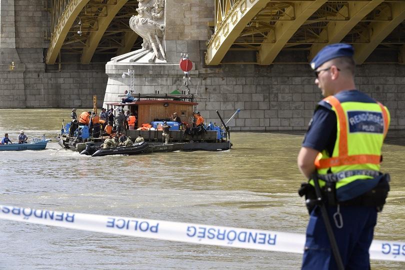 арестуваният инцидента дунав капитан кораб участвал друга катастрофа
