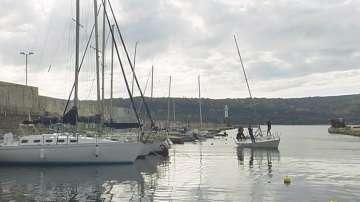 Как се подговят за зимата ветроходните яхти?