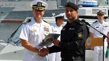 Военноморският флот получи 4 нови високоскоростни лодки от САЩ
