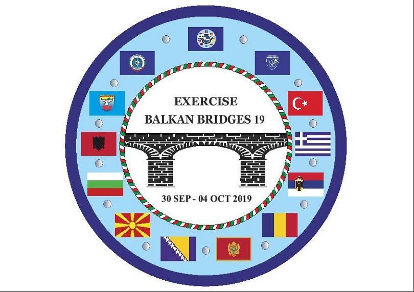 започва голямото годината многонационално учение balkan bridges 2019