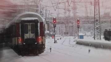 Масовото закъснение на влакове е заради липса на локомотиви
