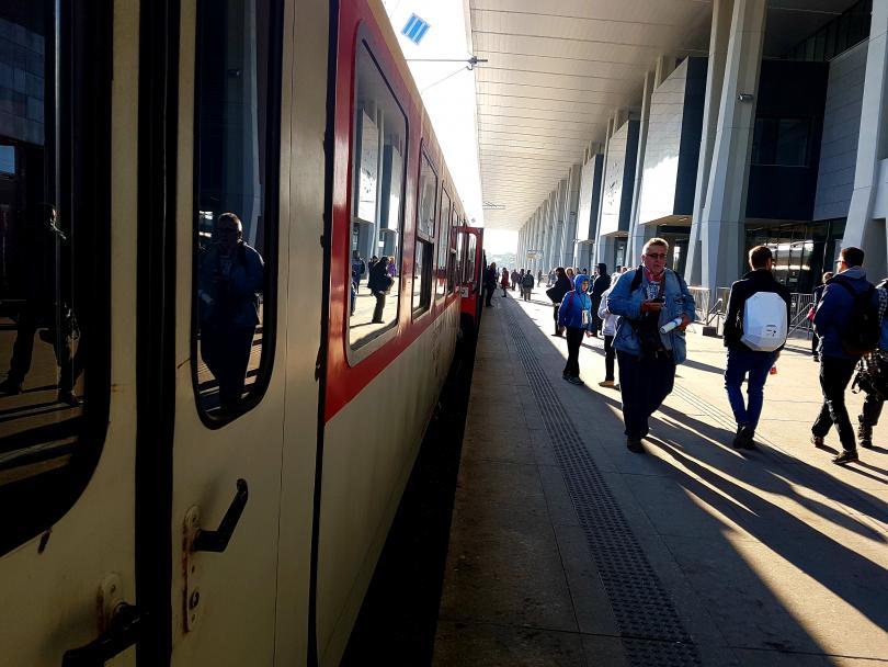 снимка 1 БДЖ организира празнично пътуване с ретро влак за Деня на независимостта
