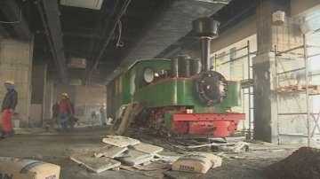Ремонтът на Централната гара в София ще приключи на 22 март