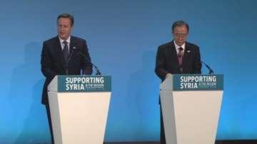 Над 10 милиарда долара помощ за Сирия от дарителската конференция в Лондон