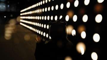 Феерия от светлини: Лондон се озари приказно на фестивала Люмиер (СНИМКИ)