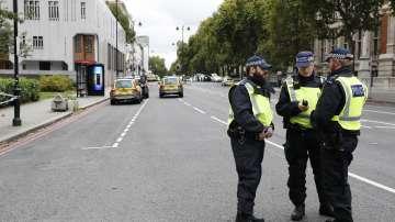 Освободиха шофьора, който блъсна вчера пешеходци в Лондон