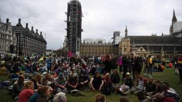 Край на протестите за климата в Лондон