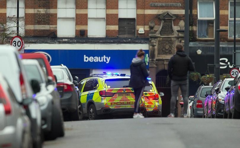 Двама души са ранени при терористичен акт в Южен Лондон.