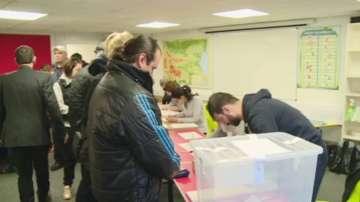 От нашия пратеник: Спокойно протича изборният ден в Лондон
