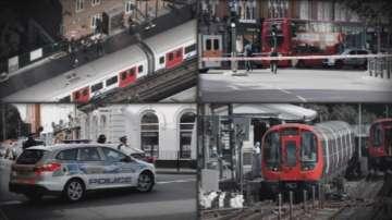 Полицията издирва най-малко един заподозрян за взрива в лондонското метро