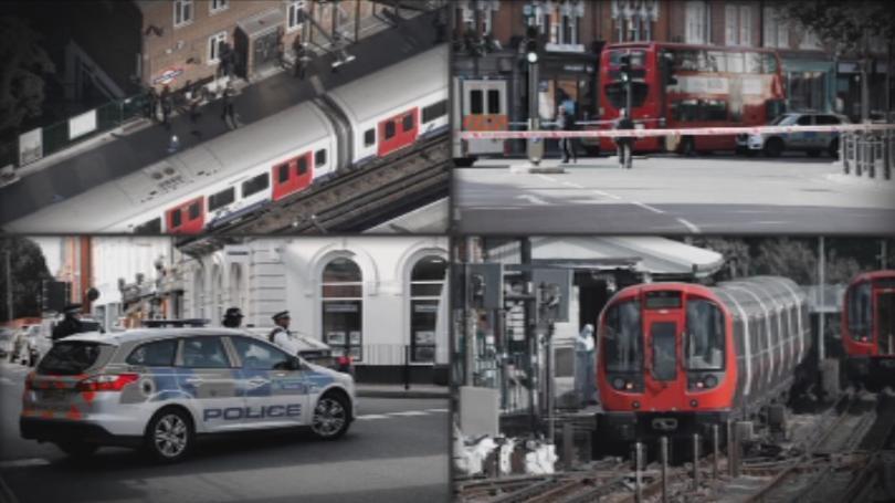 Снимка: Все още никой не е поел отговорност за атентата в лондонското метро