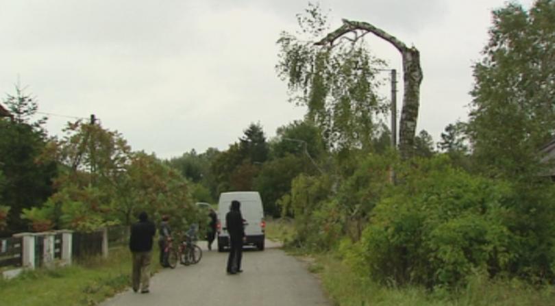 лошо време централна европа чехия словакия полша бушуват силни ветрове