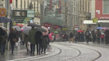 Лошо време в Европа - на много места зимата се завръща