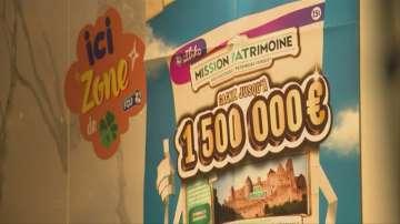 Френската лотария дарява част от приходите си за паметниците на културата