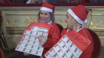 Испанската лотария Ел Гoрдо раздаде печалби за 2,4 млн. евро