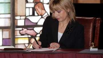 Людмила Елкова встъпи в длъжност като член на Управителния съвет на БНБ