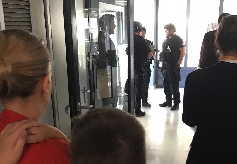 Сръбски гражданин предизвика фалшива бомбена заплаха на летище Белград, надявайки