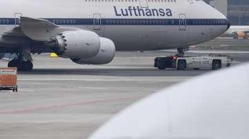 Откраднаха 5 милиона долара от багажното отделение на самолет на Луфтханза