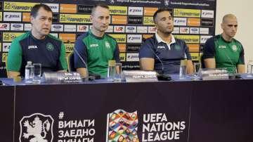 Тази вечер по БНТ: Словения и България играят в двубоя от Лигата на нациите