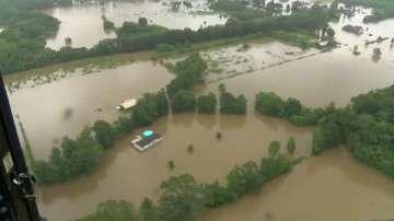 Извънредно положение в Луизиана заради поройни дъждове