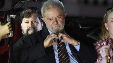 Бразилският президент Лула да Силва се яви пред съда по обвинения в корупция