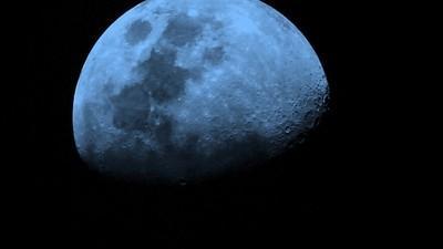 Пълно лунно затъмнение ще се съчетае с второто пълнолуние през