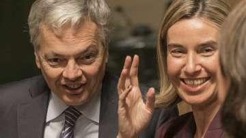 Евросъюзът не обмисля нови санкции срещу Русия заради Сирия